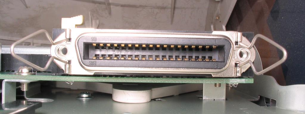 Centronics-36F