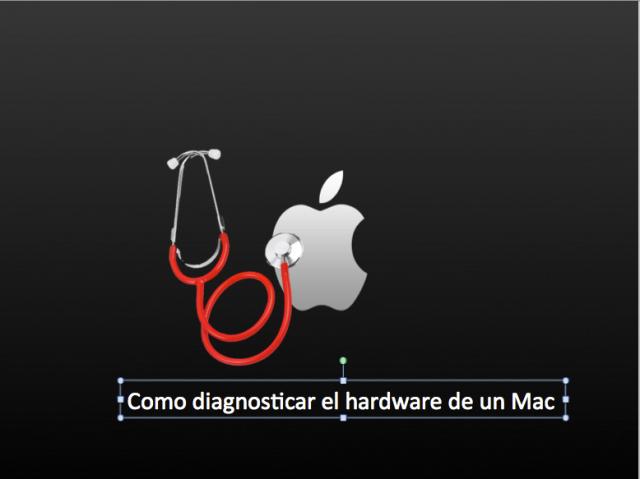 diagnosticar un Mac