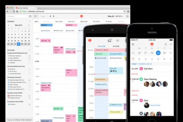 Para que organices tus horarios y reuniones con tus compañeros
