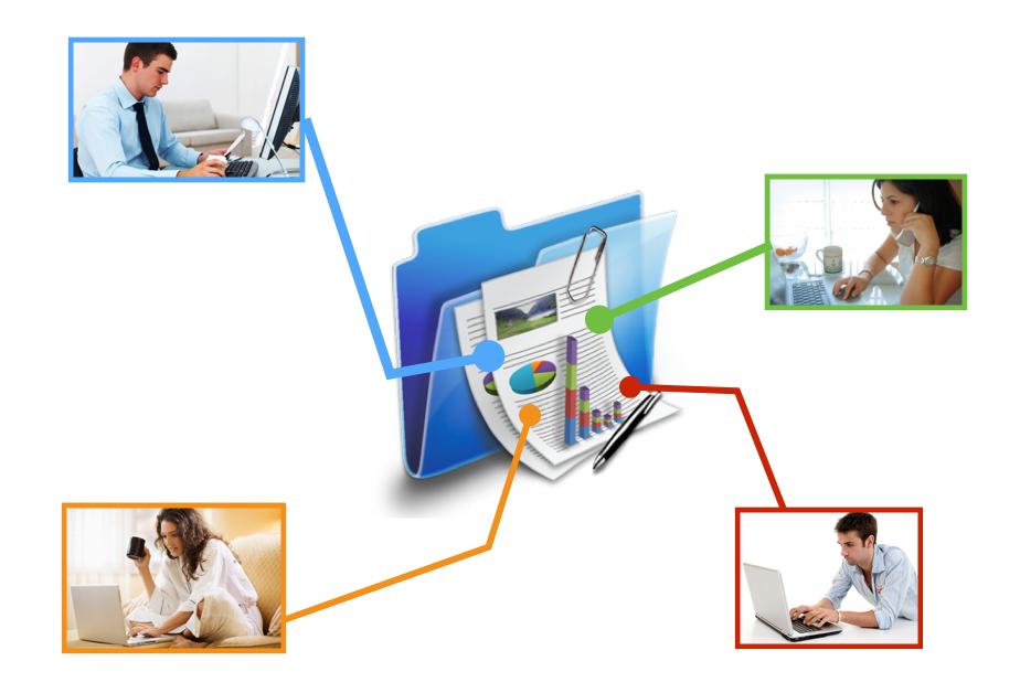 Trabajo colaborativo iii herramientas para colaborar en for Ofertas de empleo en la linea
