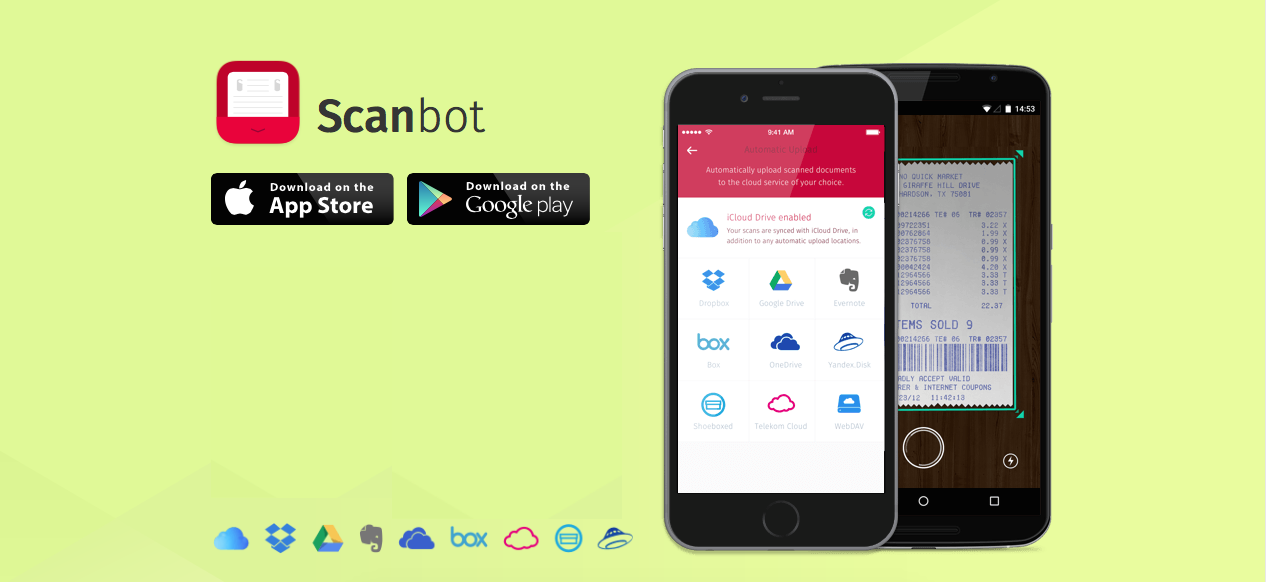 Scanbot App