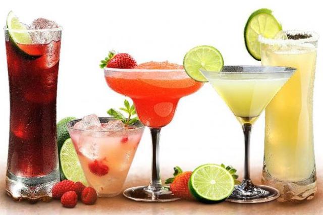 bebidas para el calor