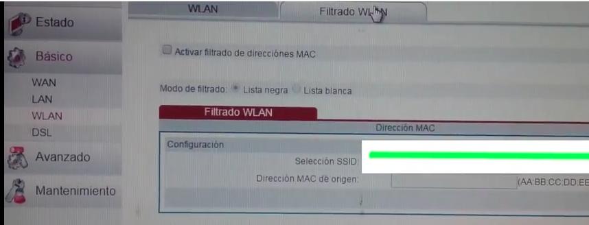 Como evitar que se conecten a tu red inalámbrica – modem Huawei