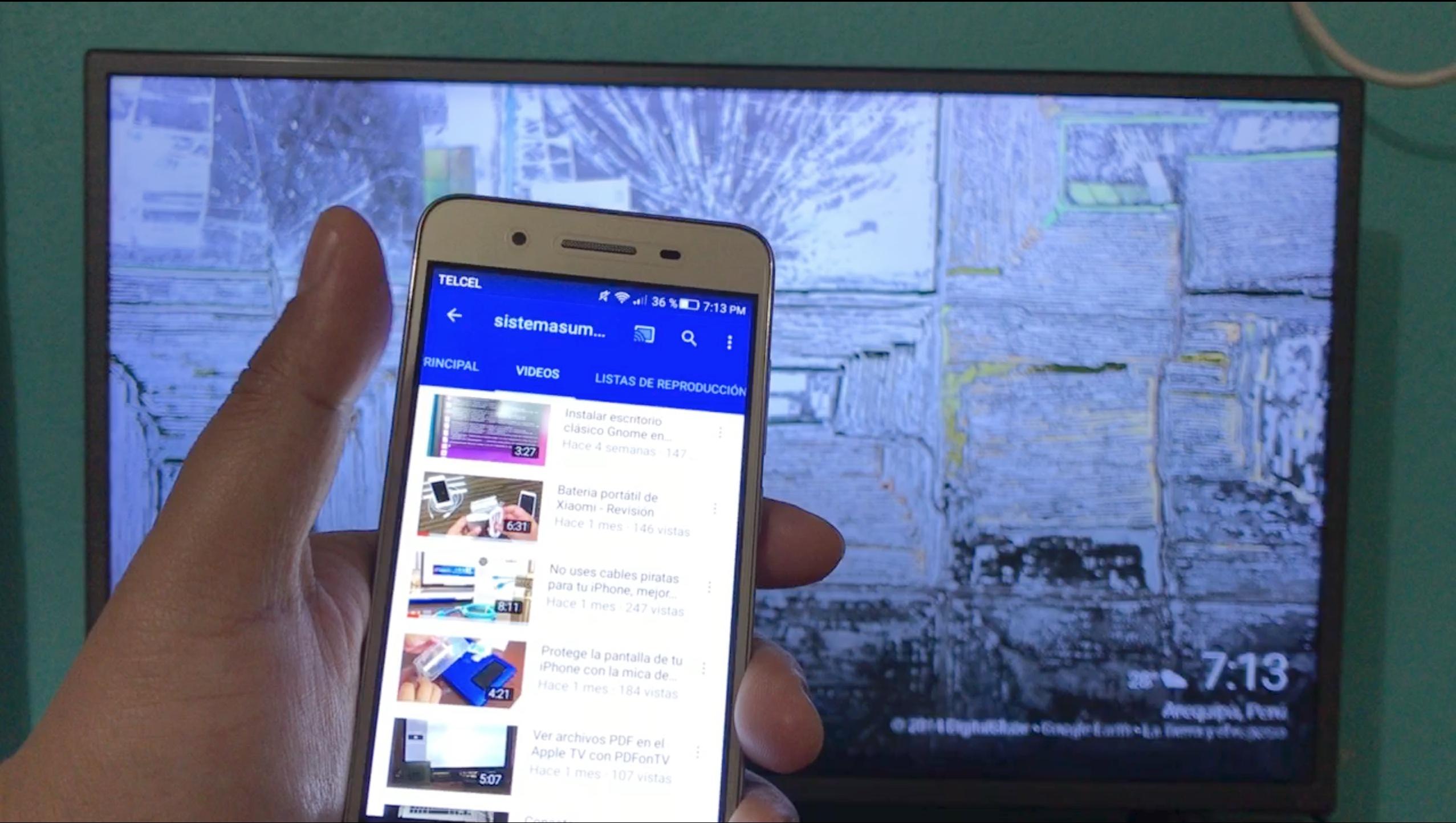 Paginas porno para ver en chrome cast Como Ver Peliculas Y Fotos En El Chromecast De Google